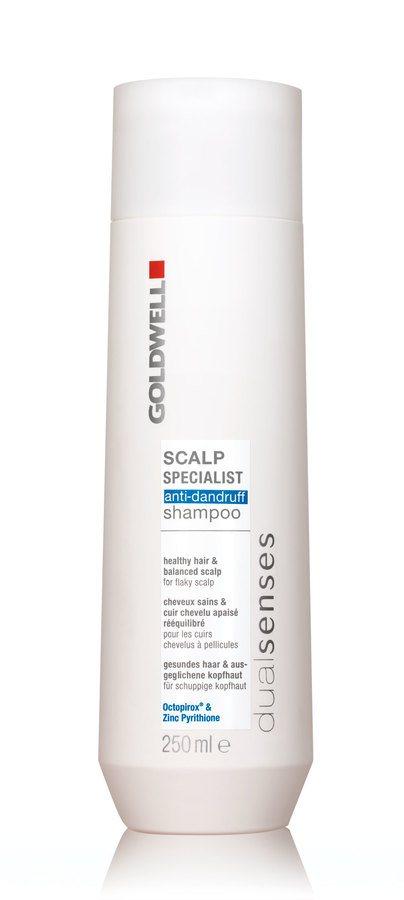 Goldwell Dualsenses Scalp Specialist Anti-Schuppen-Shampoo (250 ml)