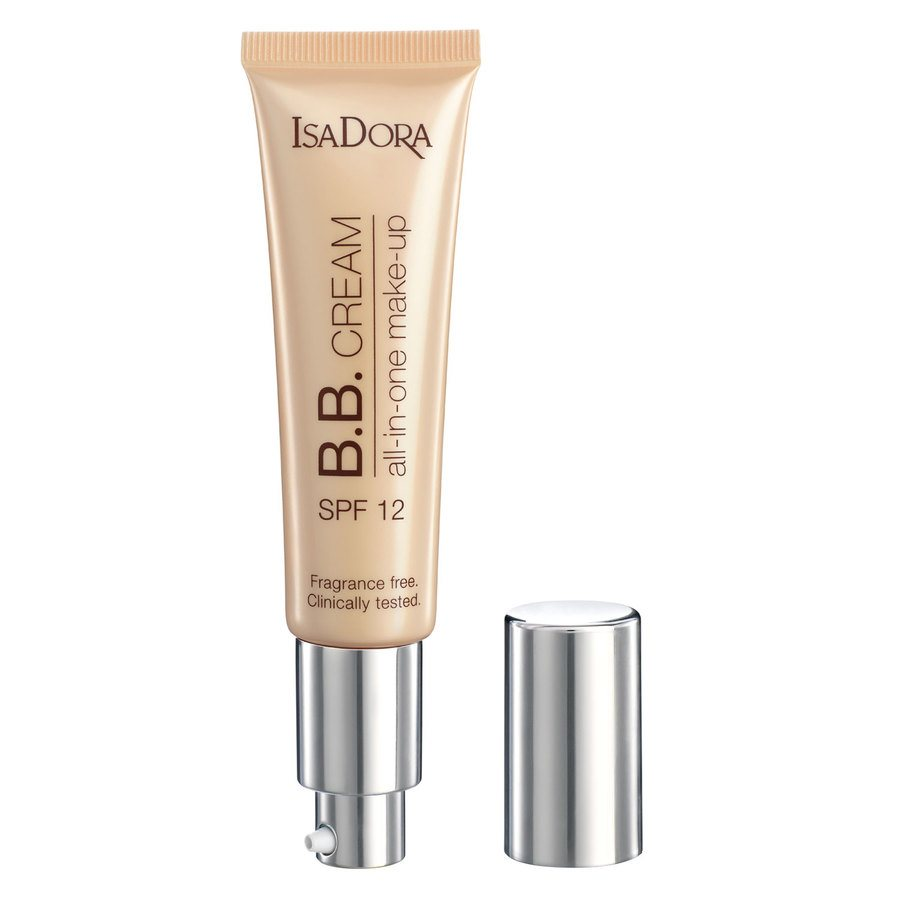 IsaDora BB Cream, 10 Light Beige (35 ml)
