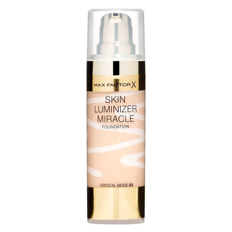 Max Factor Skin Luminizer Miracle Crystal Beige 033