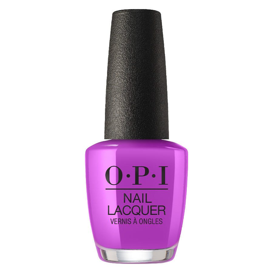 OPI Neon Collection Nail Lacquer, Positive Vibes Only (15 ml)