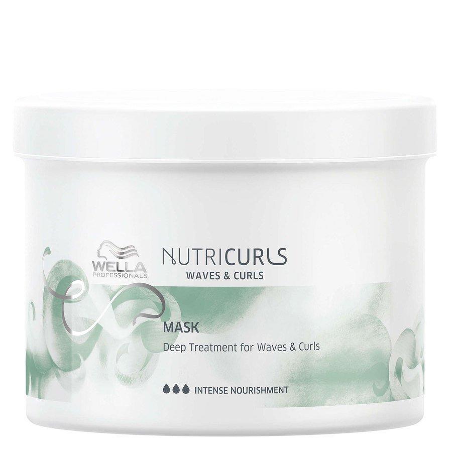 Wella Professionals Nutricurls Deep Treatment For Waves & Curls (500 ml)