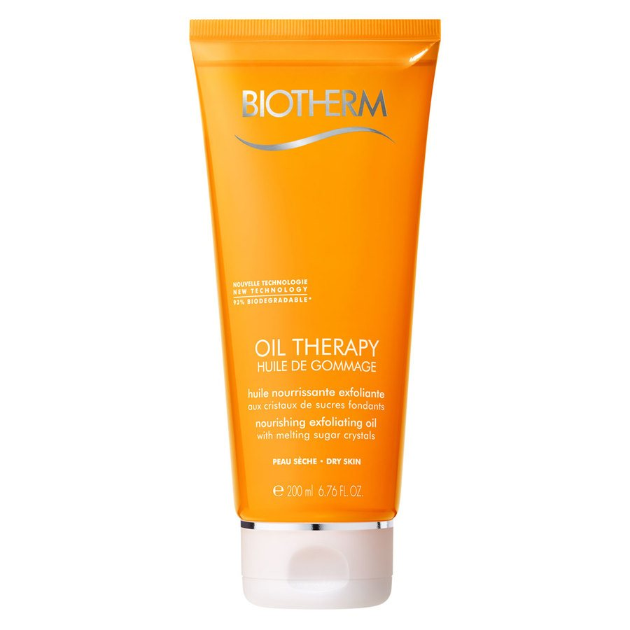 Biotherm Oil Therapy Huile The Gommage Exfoliator Dry Skin (200 ml)
