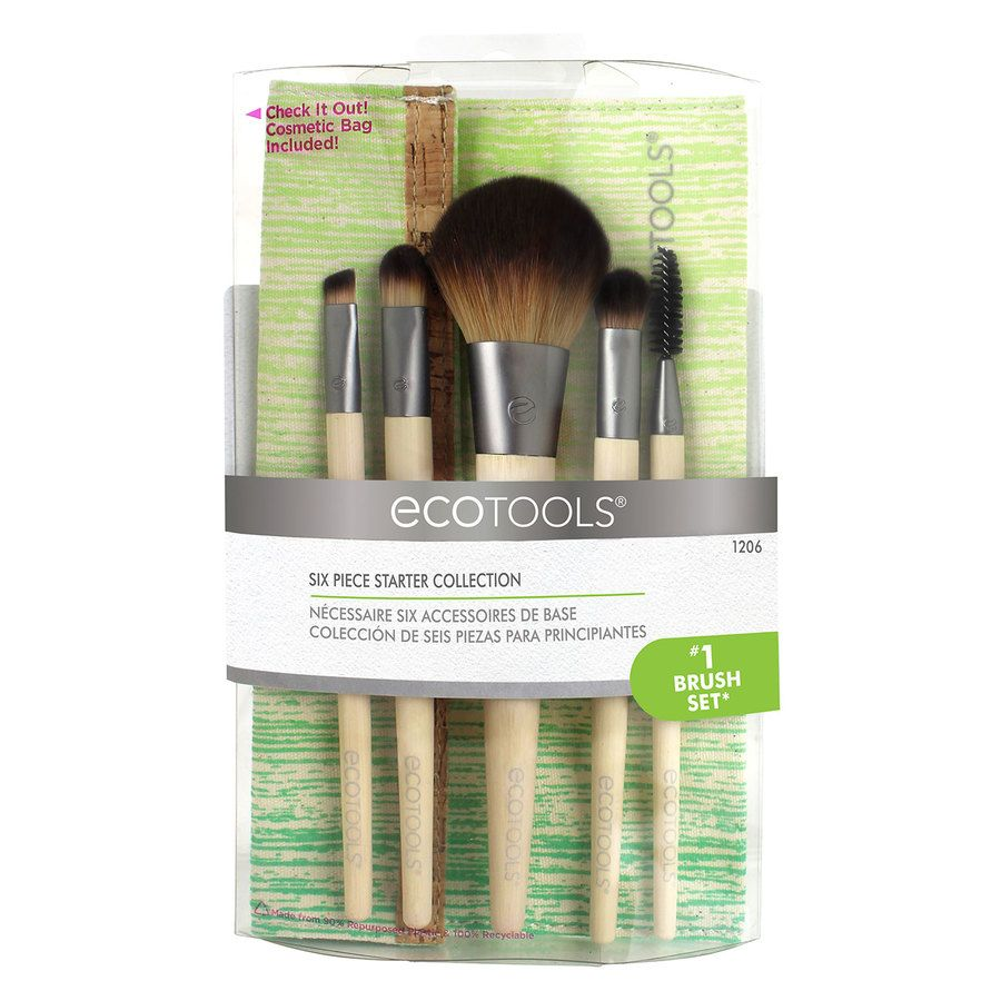 EcoTools 5teiliges Pinselset