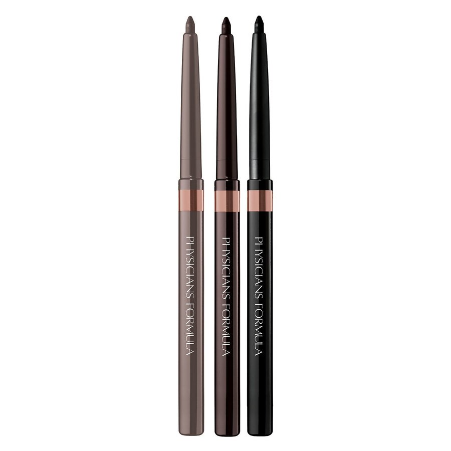 Physicians Formula Shimmer Strips Custom Eye Enhancing Eyeliner Trio, Nude Eyes