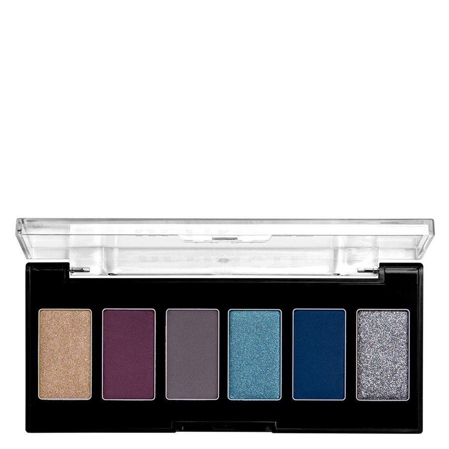 NYX Professional Makeup Ultimate Edit Petite Shadow Palette 7,2g, 04 Ash