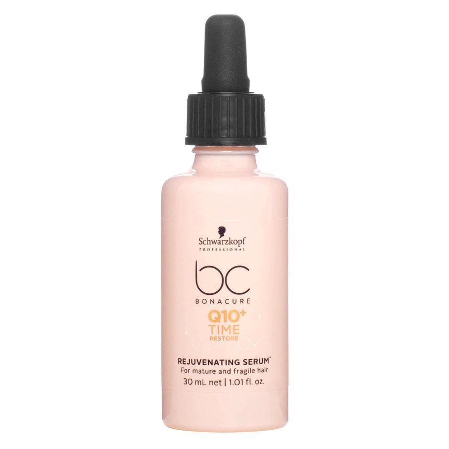 Schwarzkopf BC Bonacure Q10+ Time Restore Rejuvenating Serum (30 ml)