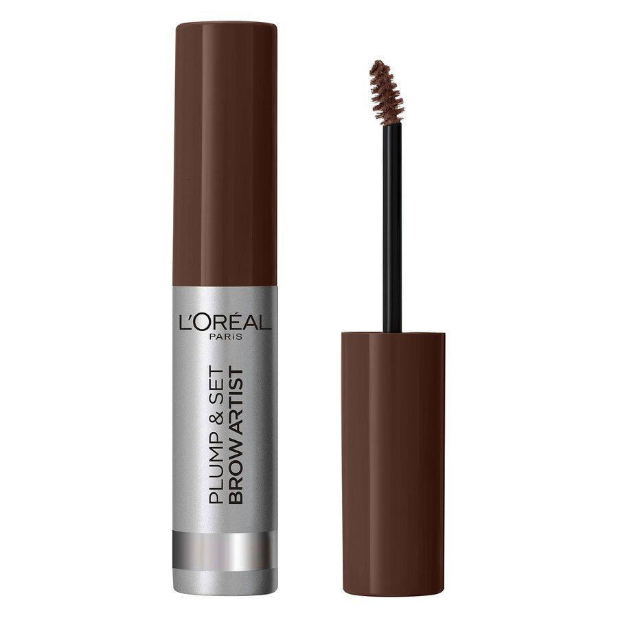 L'Oréal Paris Brow Artist Plump & Set, 105 Brunette (5 ml)