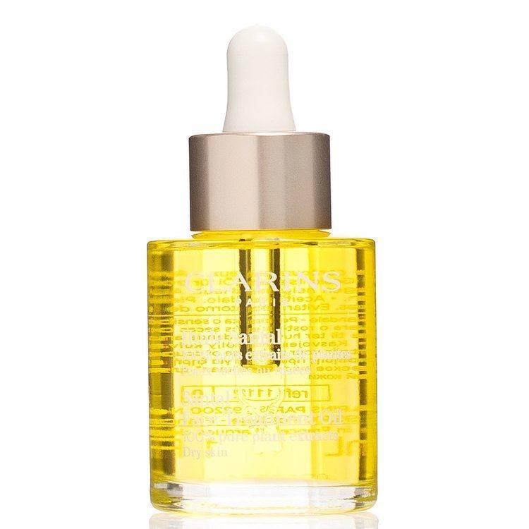 Clarins Santal Face Treatment Oil Dry Skin (30ml)