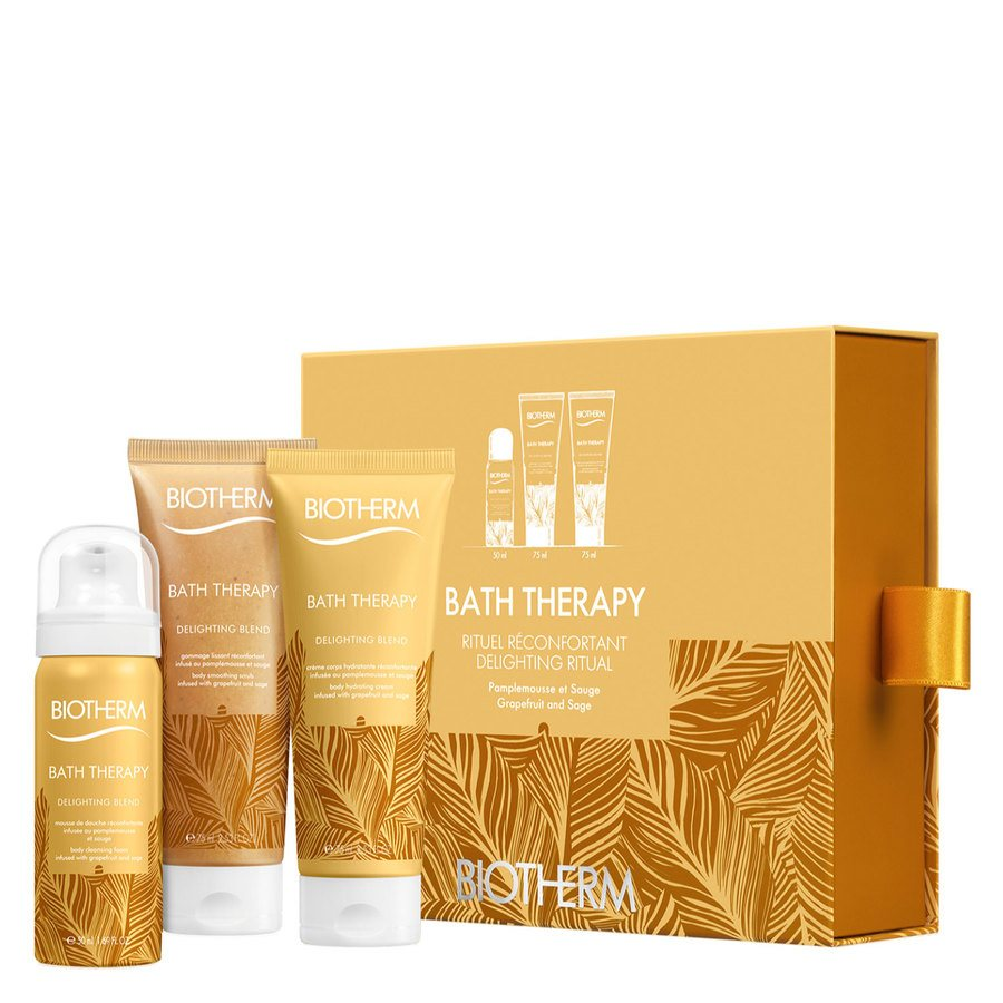 Biotherm Bath Therapy Delighting Blend Starter Set