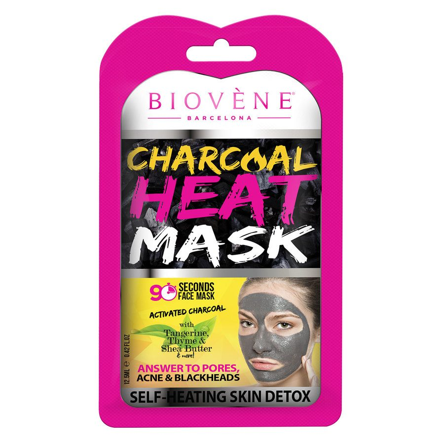 Biovène Charcoal Heat Mask 12,5ml
