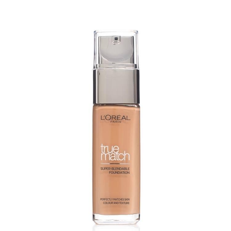 L'Oréal Paris True Match Liquid Foundation W7 Golden Amber