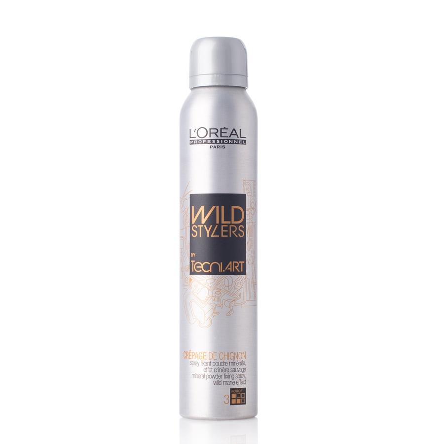 L'Oréal Professionnel tecni.ART Wild Stylers Haarspray, Crepage De Chignon (200ml)
