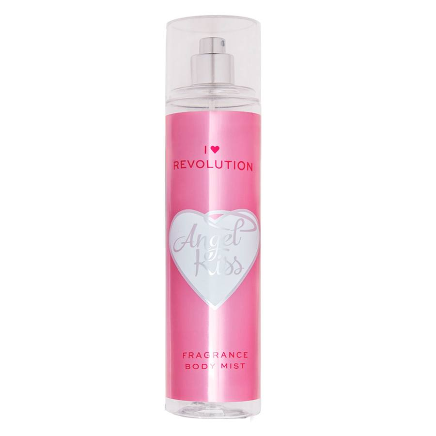 Makeup Revolution I Heart Revolution Angel Kiss Body Mist (236 ml)
