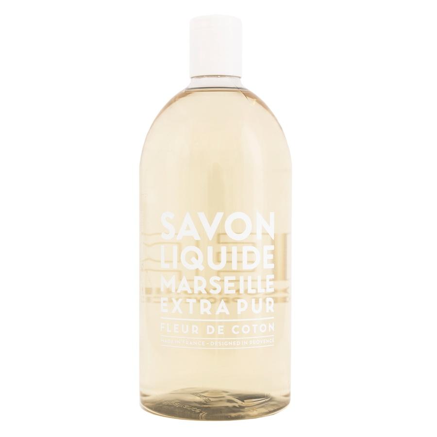 Compagnie De Provence Liquid Soap Refill Cotton Flower 1000 ml