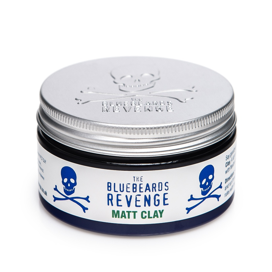 Bluebeards Revenge Matt Clay
