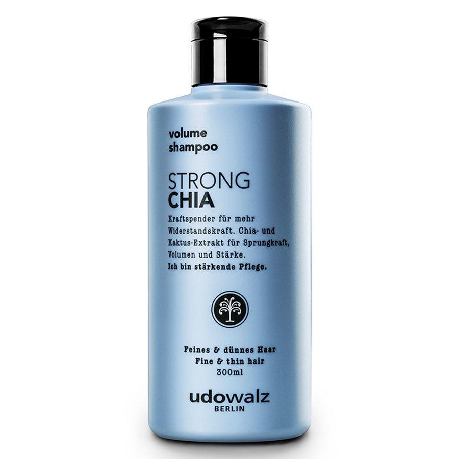 Udo Walz Strong Chia Volume Shampoo 300ml