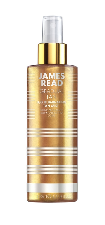 James Read H2O Illuminating Tan Mist Body (200ml)