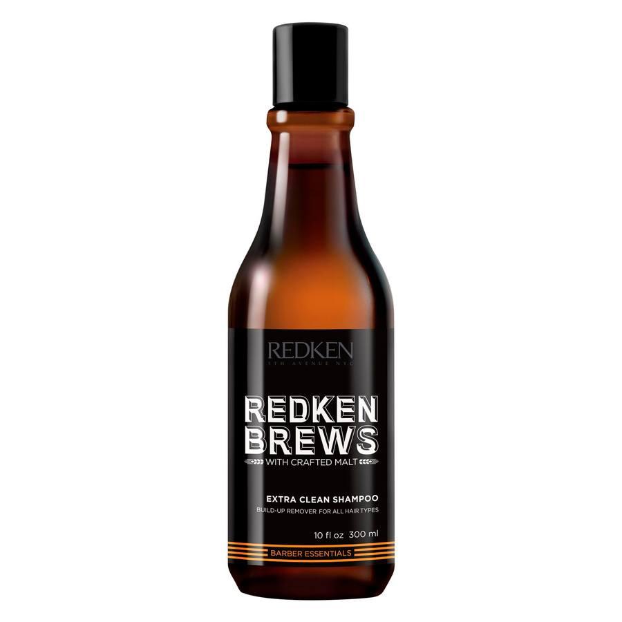 Redken Brews Extra Clean Shampoo (300 ml)