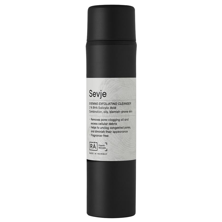 RÅ Organic Skincare Sevje Evening Exfoliating Cleanser (150 ml)