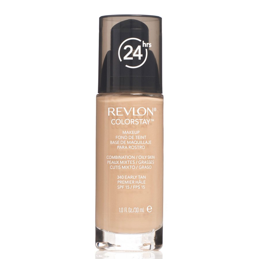 Revlon Colorstay Makeup Combination/Oily Skin, 340 Early Tan (30 ml)