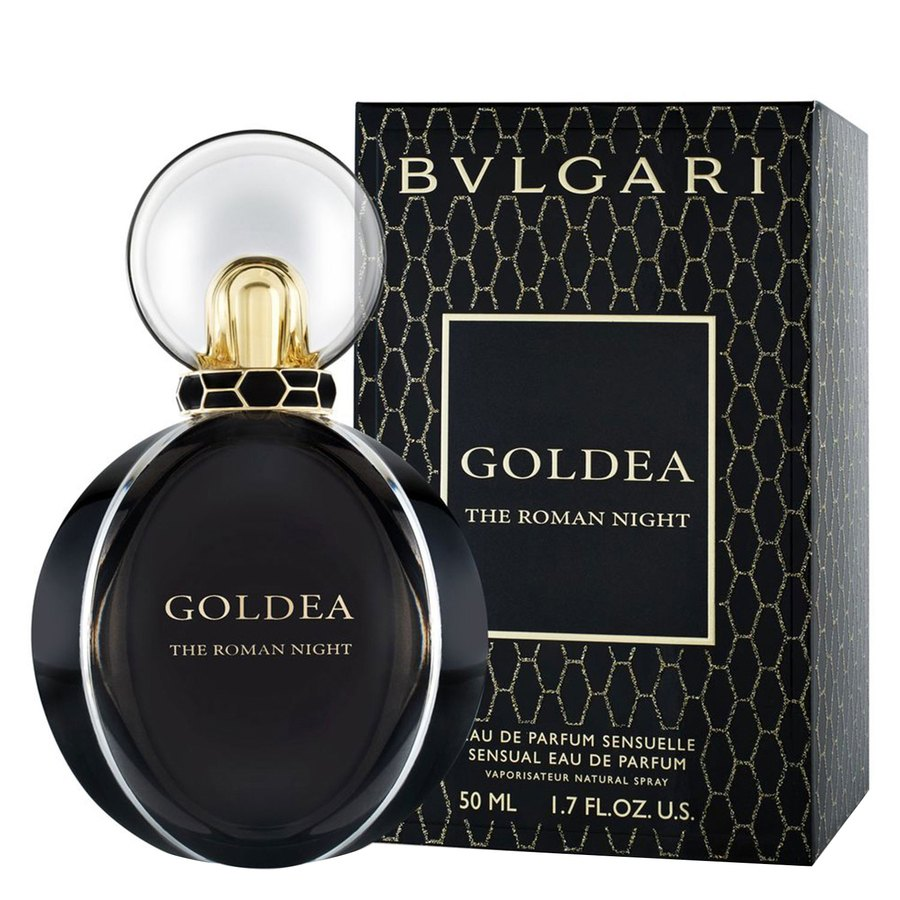 Bvlgari Goldea The Roman Night Eau De Parfum Sensuelle 50ml