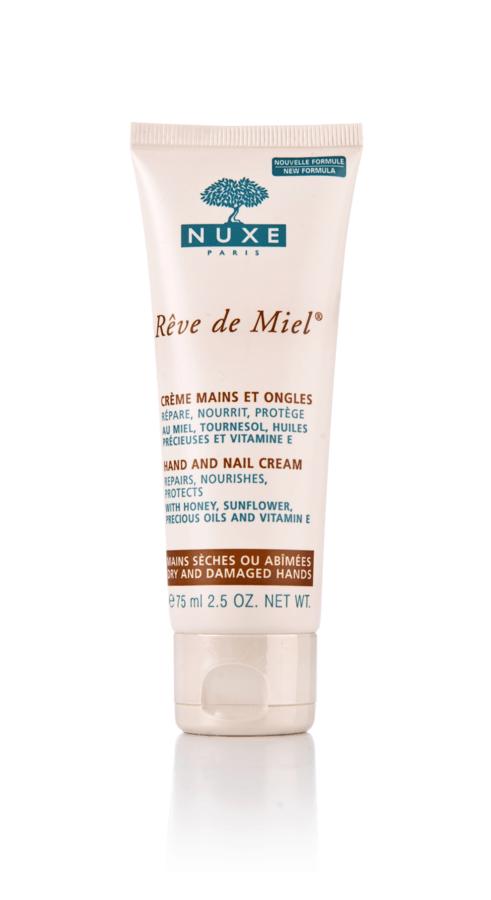 Nuxe Rêve de Miel Hand- und Nagelcreme (75 ml)