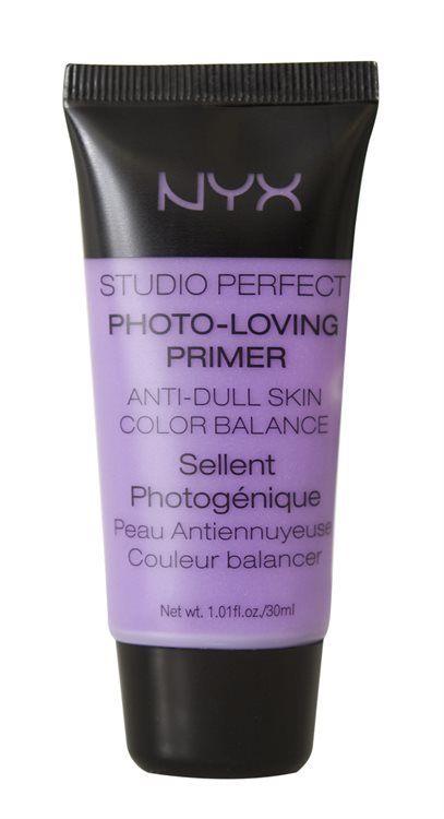 NYX Studio Perfect Primer (30 ml), Lavender
