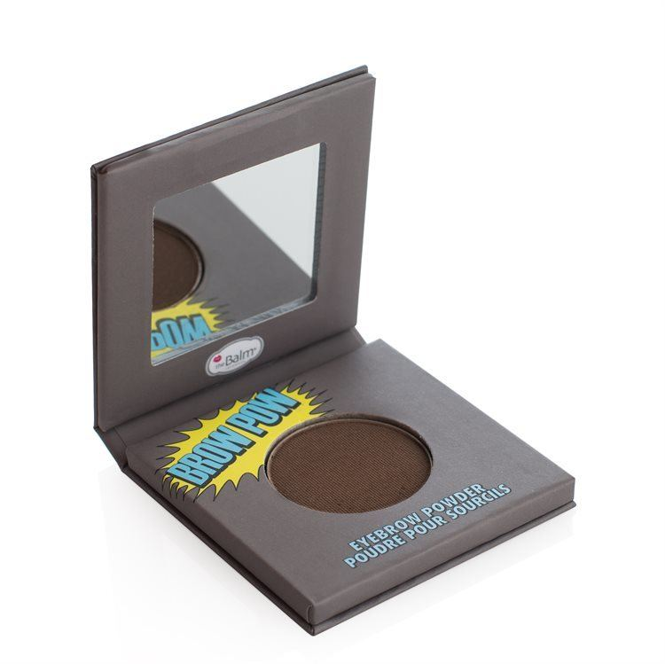 The Balm Brow Pow Eye Brow Powder Dark Brown