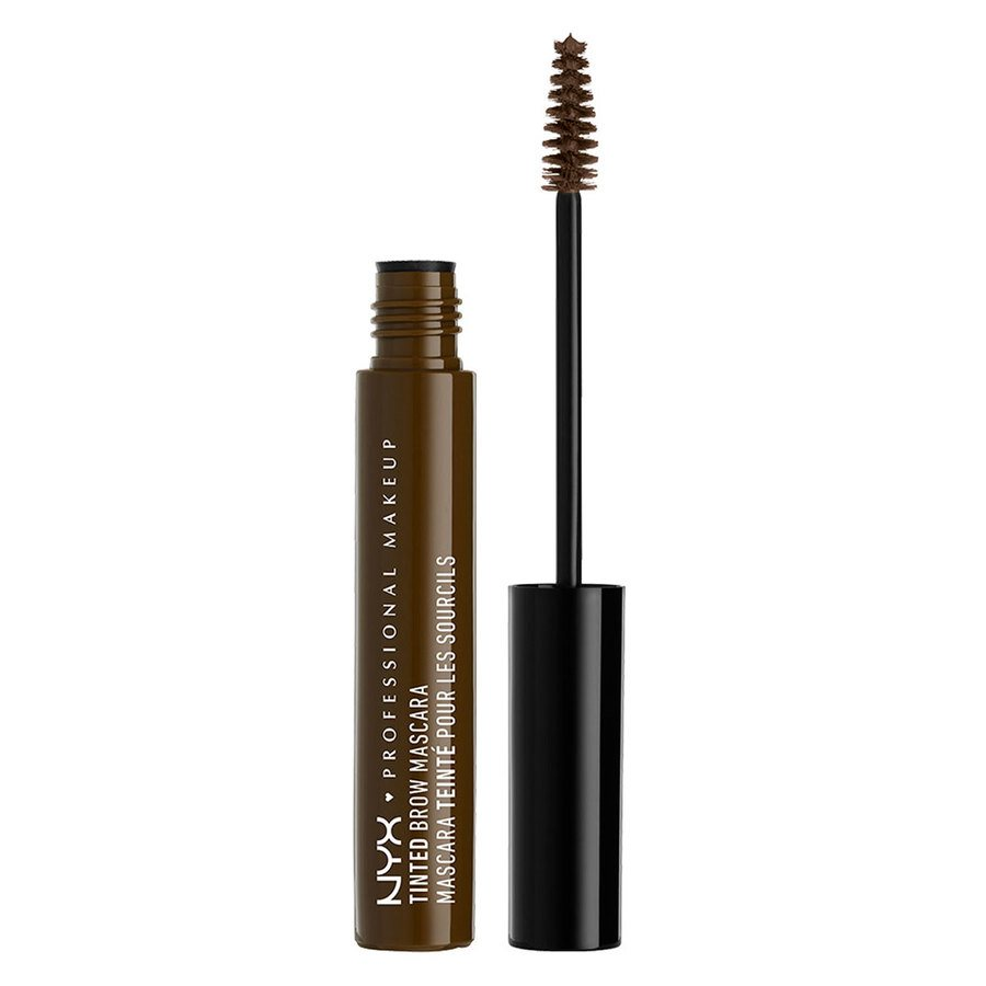 NYX Professional Makeup Tinted Brow Mascara Espresso TBM04