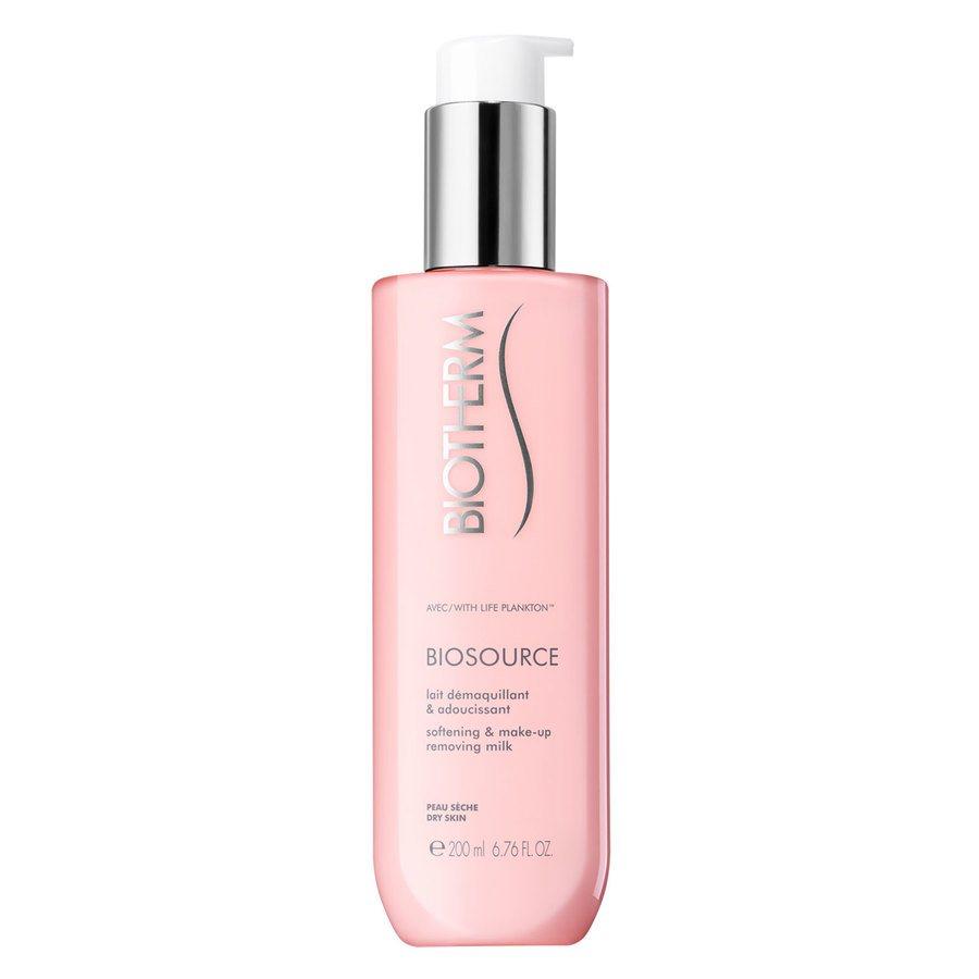 Biotherm Softening & Make-Up Removing Milk Dry Skin (200 ml)