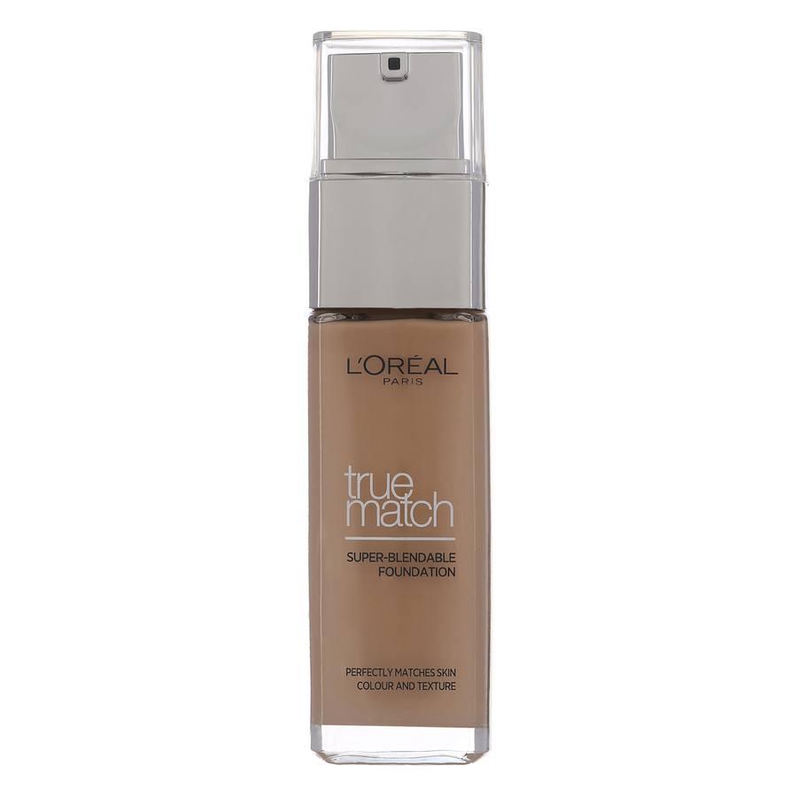 L'Oréal Paris True Match Liquid Foundation, Beige Cream (30 ml)