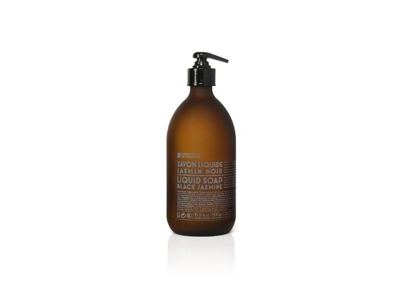 Compagnie De Provence, Liquid Soap, Black Jasmine (500ml)