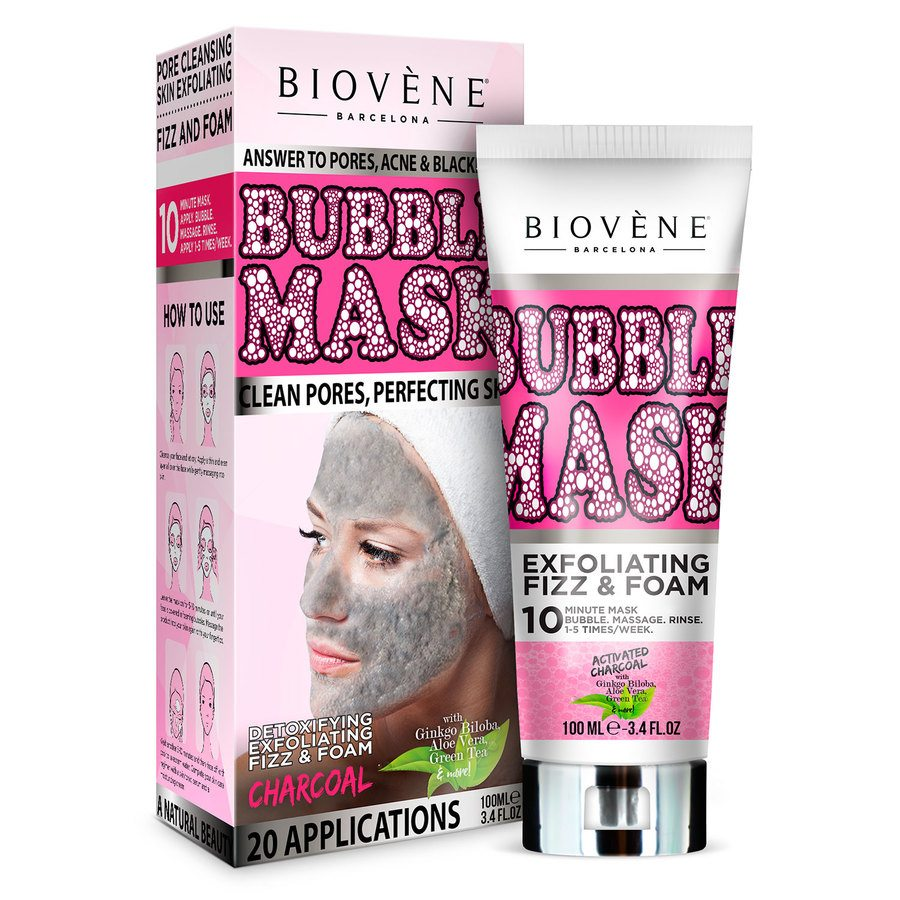 Biovène Bubble Mask Tube 100ml