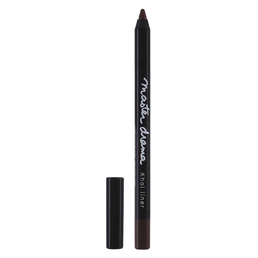 Maybelline Eye Studio Master Drama Khol Liner, Dark Brown (1,1 g)