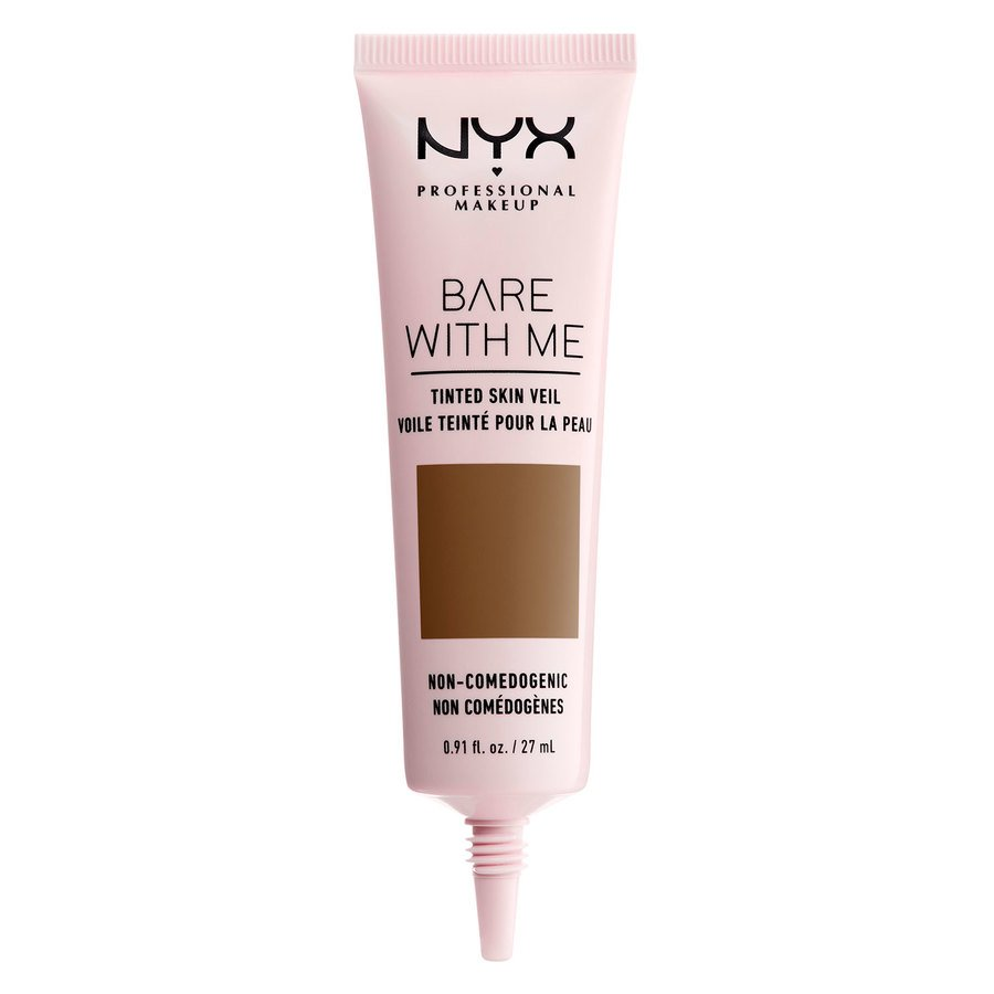 NYX Professional Makeup Bare With Me Tinted Skin Veil Deep Sable 27ml