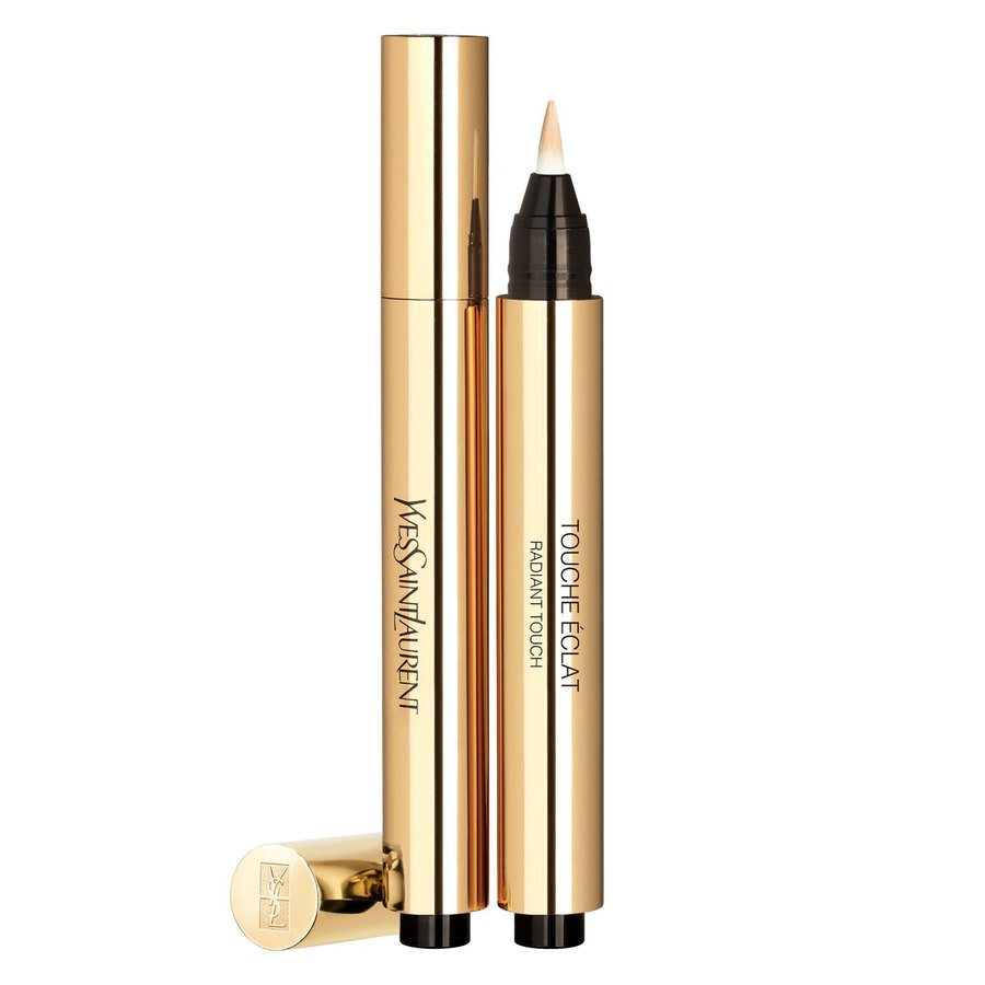Yves Saint Laurent Touche Éclat Highlighter Pen (2,5ml), #0 Luminous Milk
