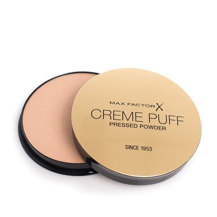 Max Factor Creme Puff Pressed Powder (21 g), 75 Golden