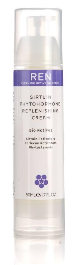 REN Sirtuin Phytohirmone Replenishing Creme Feuchtigkeitscreme (50 ml)