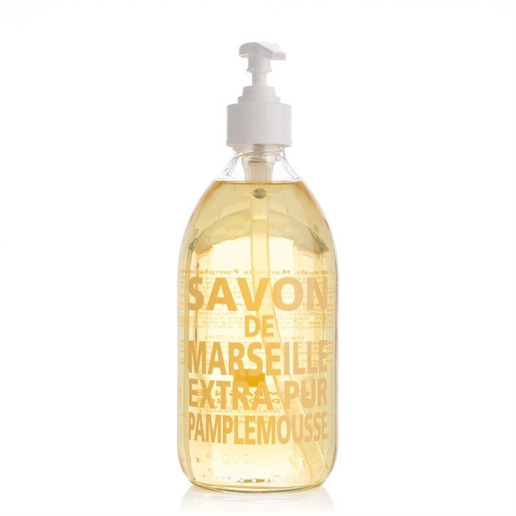Compagnie De Provence Liquid Soap Summer Grapefruit Glasflaske 500 ml