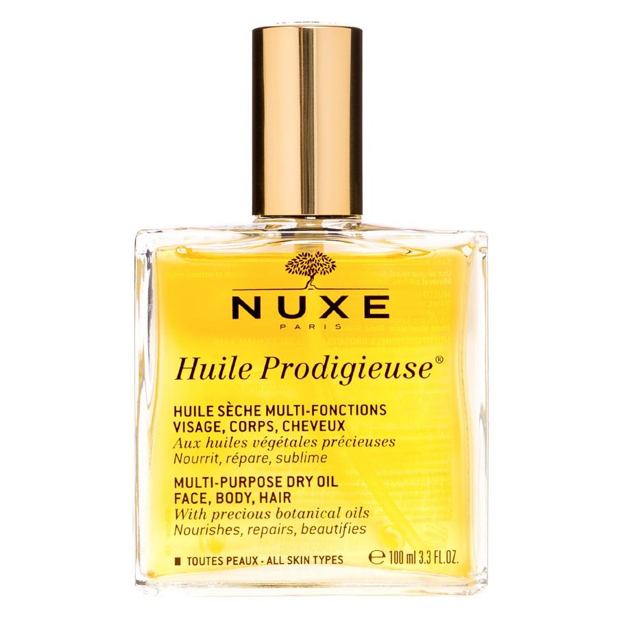 Nuxe Huile Prodigieuse Multi-Purpose Dry Oil Face, Body, Hair Trockenöl (100 ml)