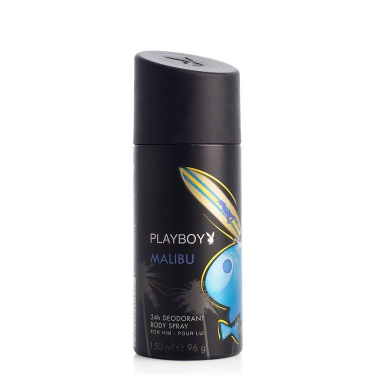 Playboy Malibu Deo Body Spray (150 ml)
