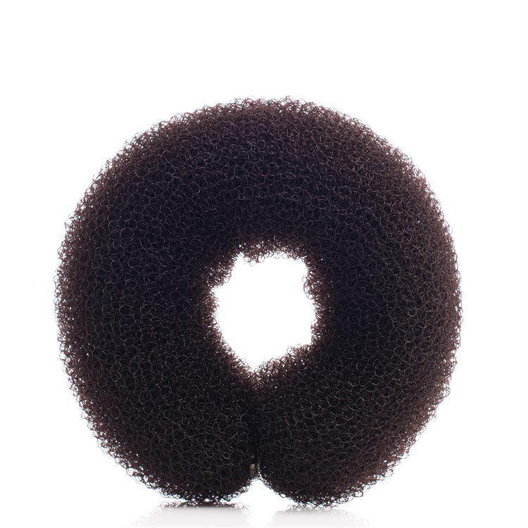 Bravehead Hair Bun (23 cm), braun