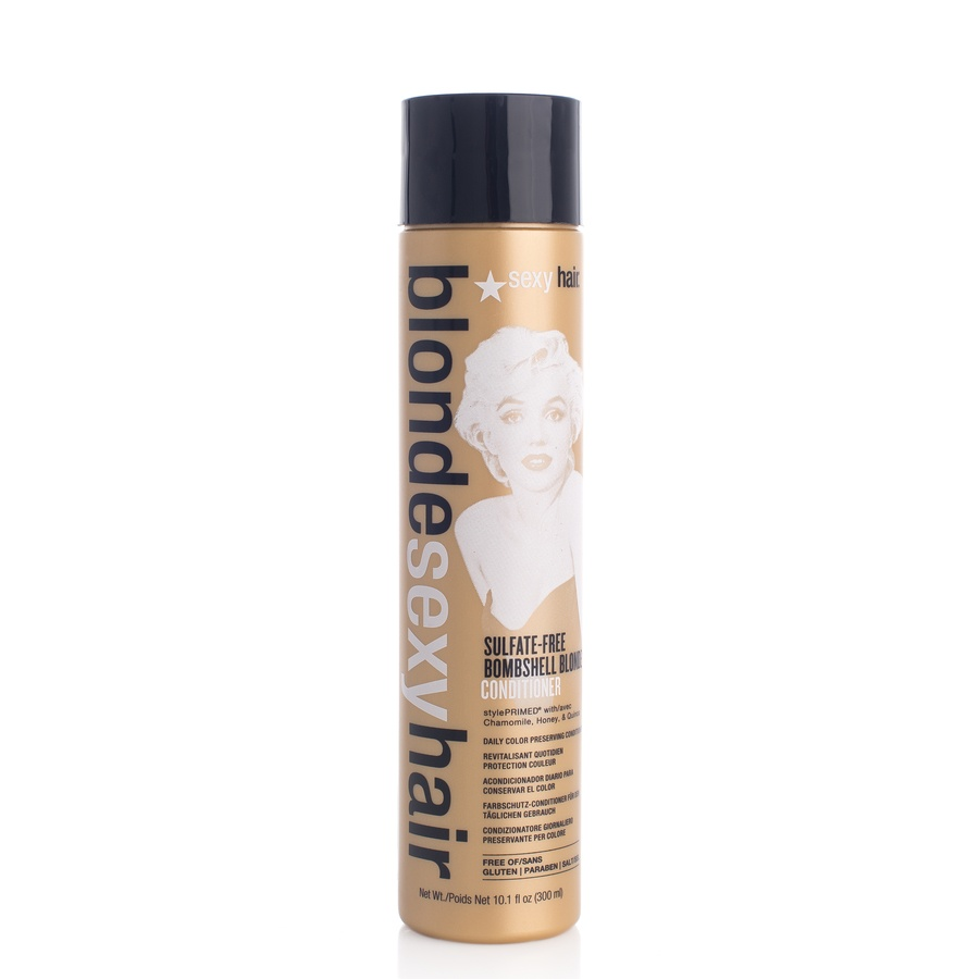 Sexy Hair Bombshell Blonde Sexy Hair Conditioner (300 ml)