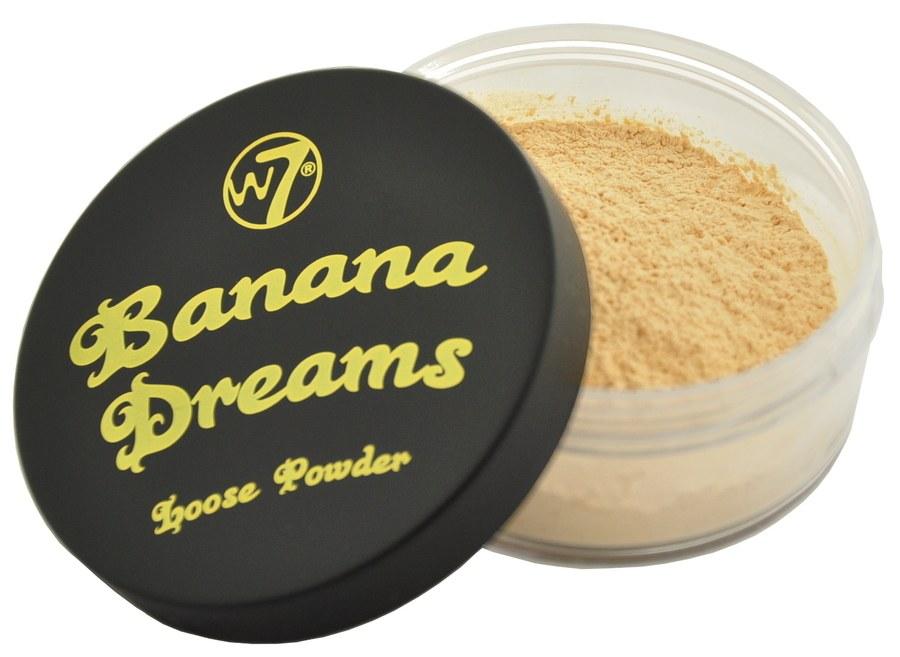 W7 Cosmetics Banana Dreams Loose Powder