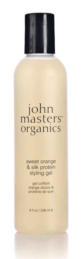 John Masters Organics Sweet Orange & Silk Protein Styling-Gel (236 ml)