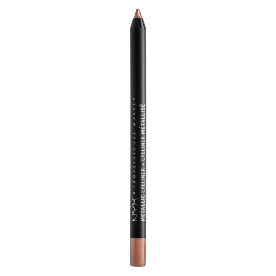 NYX Professional Makeup Metallic Eyeliner, Rose Gold