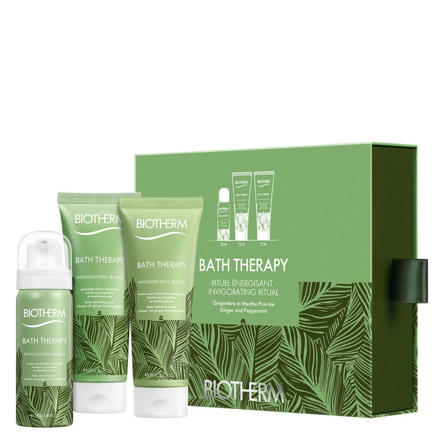 Biotherm Geschenkset  Bath Therapy Invigorating Blend Starter Set