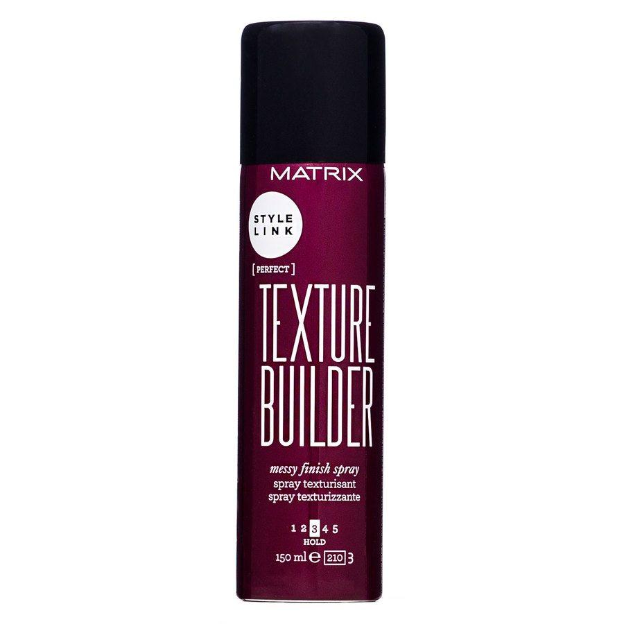 Matrix Style Link Texture Builder Messy Finish Spray (150 ml)