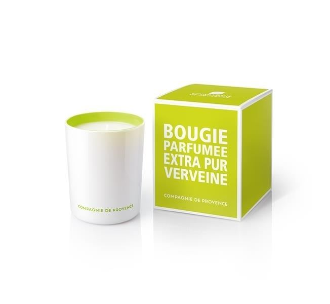 Compagnie De Provence Scented Candle, Fresh Verbena (180g)