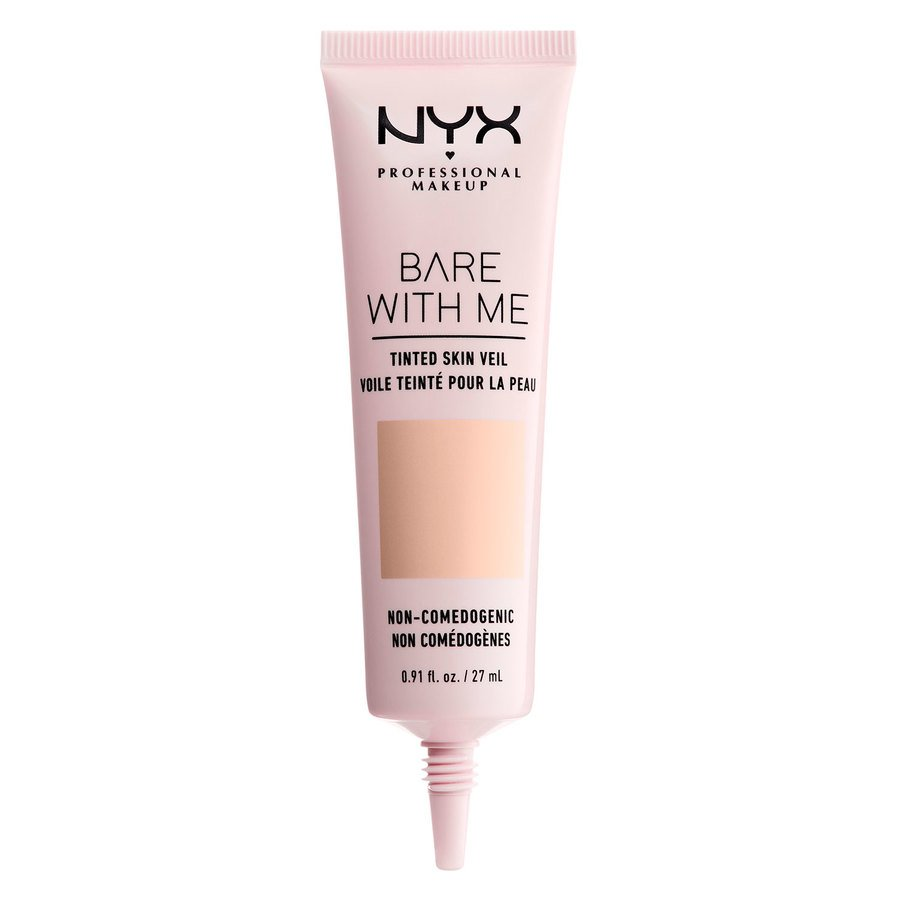 NYX Professional Makeup Bare With Me Tinted Skin Veil Pale Light 27ml